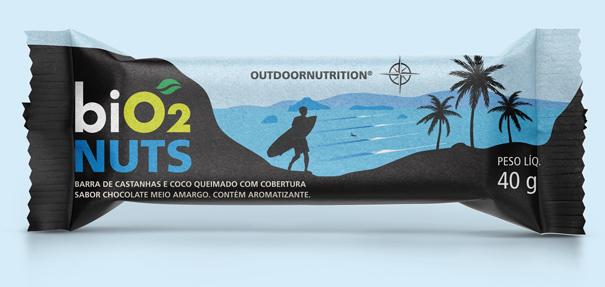 biO2 Nuts Coco Bar