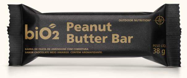 biO2 Peanut Butter Bar