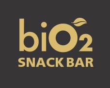 biO2 Logo Snack Bar
