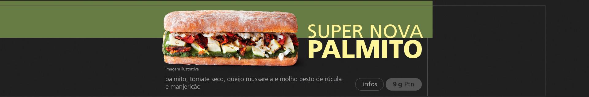 biO2 Super Nova Palmito
